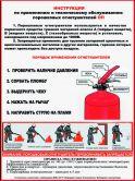 Инструкция по применению ОП (30х40 см., пластик)